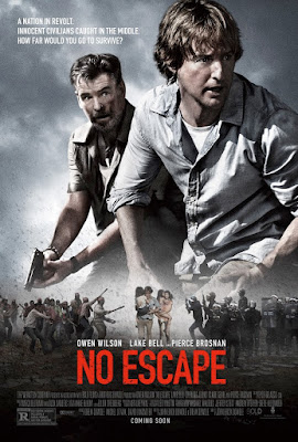 No Escape 2015 CAM 300mb