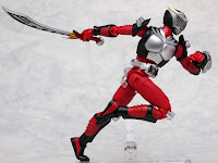 S.H.Figuarts Kamen Rider Ryuki and Dragredder Set