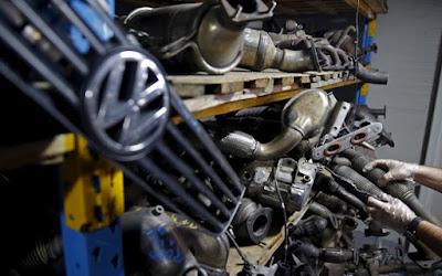 ΕΕ: Το σκάνδαλο Volkswagen θα διερευνηθεί