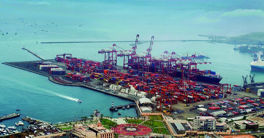 Resultado de imagen para puertos perú
