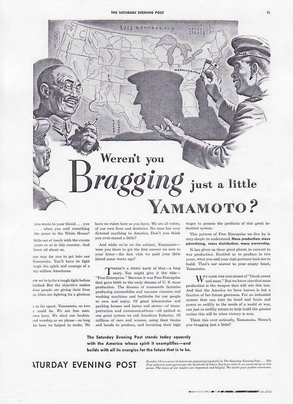 the doom of admiral yamamoto in world war ii During world war ii, admiral yamamoto, was commander in chief of the imperial japanese navy (ijn) combined fleet operation i-go on april 3, 1943 yamamoto was a passenger aboard h8k2 emily flyng from truk to rabaul.