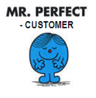 Think about your perfect customer