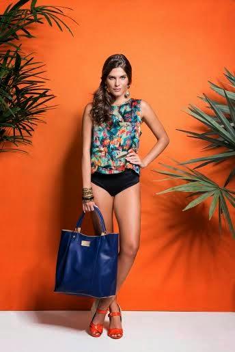 City Shoes lança campanha de alto verão com a apresentadora Mariana Goldfarb