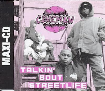Caveman – Talkin' Bout Streetlife (CDM) (1992) (VBR)
