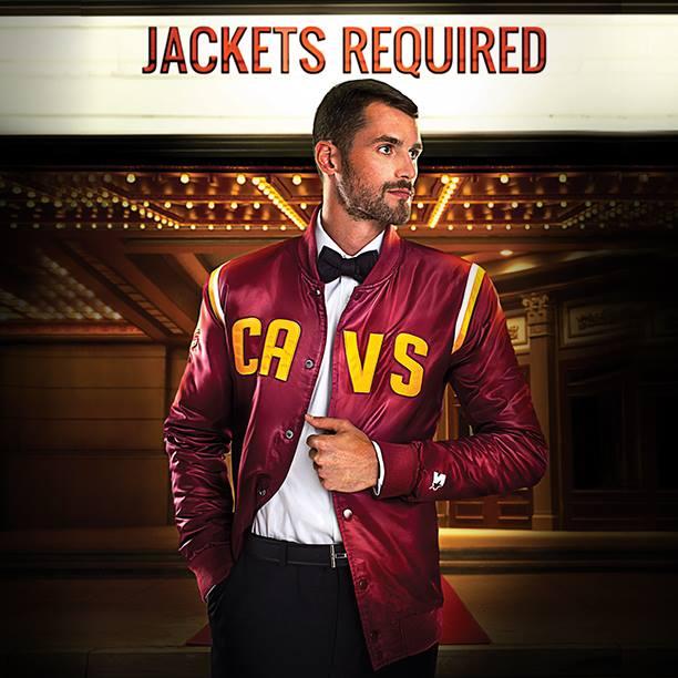 starter jacket kevin love