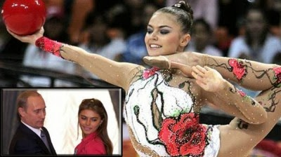 Are you married Putin gymnast Alina Kabaeva?