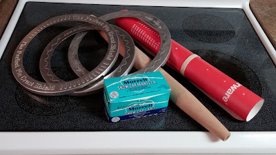 Pie Making Supplies + Pecan Pie Recipe