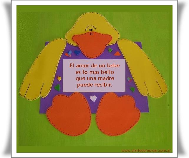 Tarjetas para bebés por nacer - Imagui