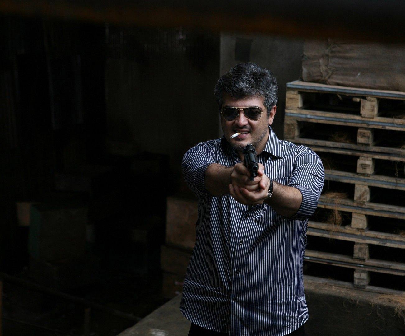 Ajith Kumar ~ HD Wallpapers