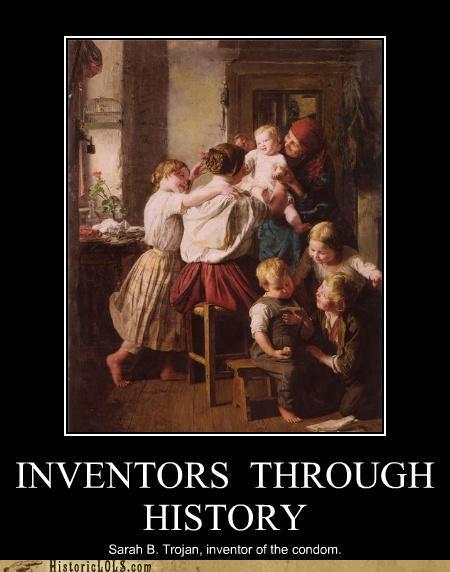 funny history: