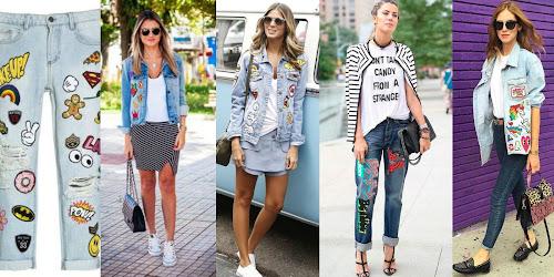 Trends: Patches Como usar e onde comprar