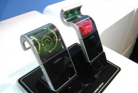Samsung Siapkan Ponsel Layar Fleksibel 5.5 Inci, Samsung Siapkan Ponsel Layar Fleksibel, Layar Fleksibel Samsung, Layar Fleksibel Samsung 5.5 inci