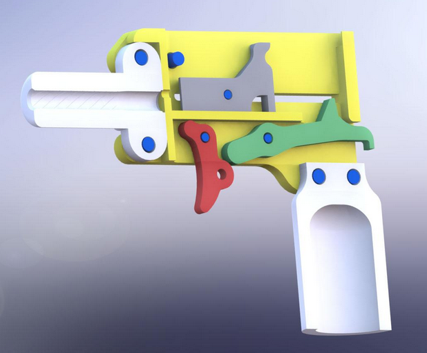 3D gun