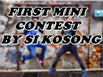 """ First Mini Contest by Si Kosong """