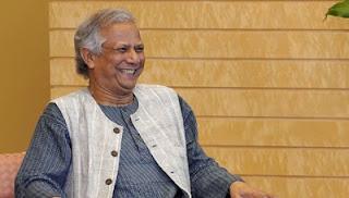 Professor Muhammad Yunus - Peraih Nobel Perdamaian 2006