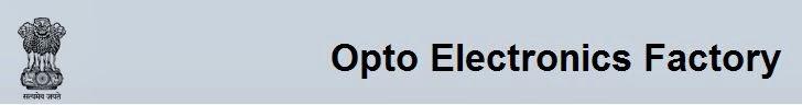 OPTO Electronics Factory Logo