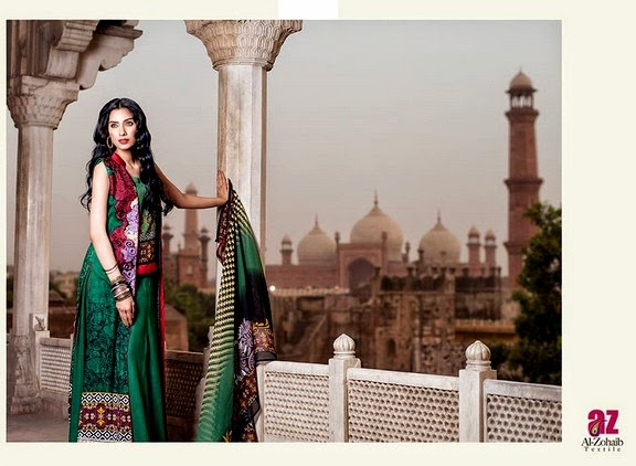 Mahnoor Eid Collection 2014