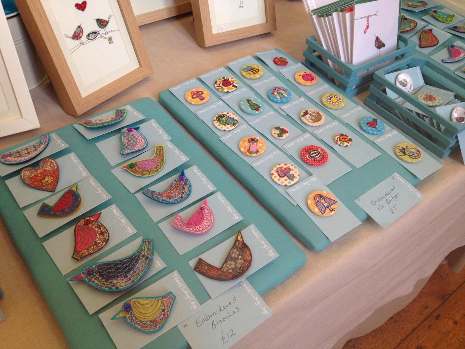 Freehand Machine Embroidery Workshop 24th May Butterfly Bright