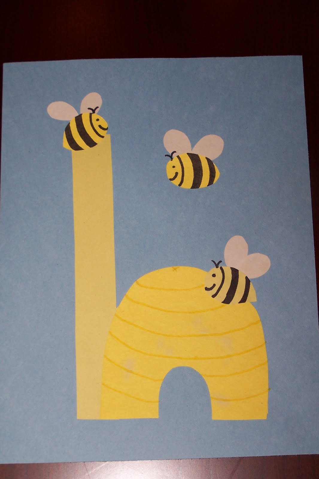 Letter Crafts - Uppercase & Lowercase