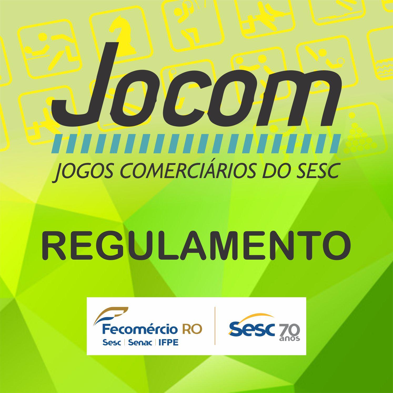 Regulamento Jocom