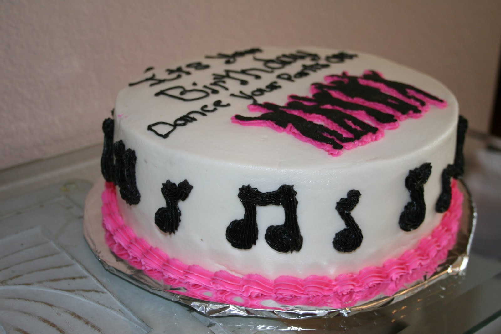 Dance Cakes Cake Ideas And Designs