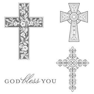 Crosses of Hope stamp set