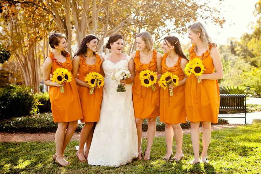 Cupcakes corgis fall wedding inspiration for Fall wedding dress colors
