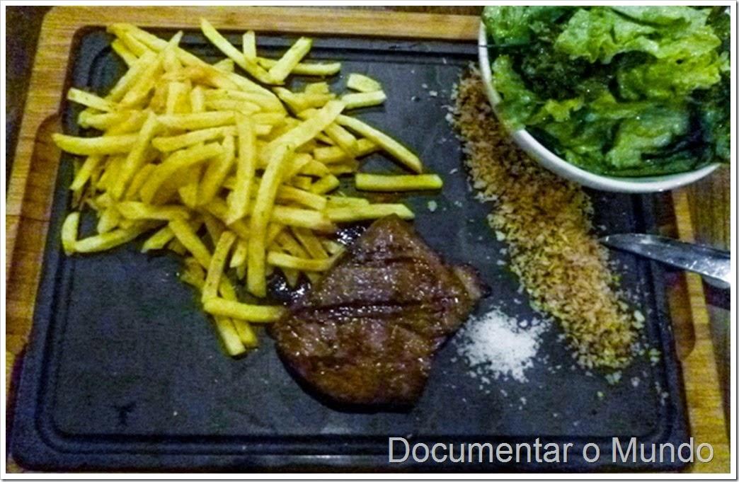 Vitela maronesa; Restaurante O Talho