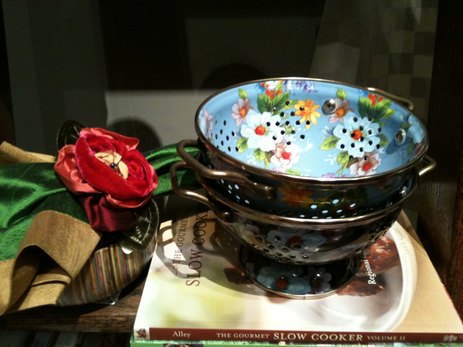 Fashionably petite holiday gift ideas from mackenzie childs for Mackenzie childs kitchen ideas