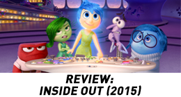 Resensi Ulasan Sinopsis Inside Out (2015)