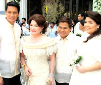 Richard, Helen, Ogie and Arlene