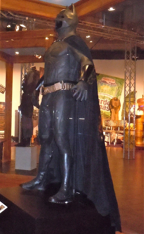 Batman Begins movie Bat-Suit