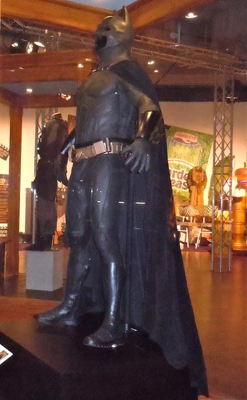 Batman Begins movie Bat-Suit