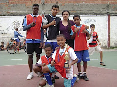 BOTAFOGO CAMPEÃO DO TORNEIO LUCI C. MARCELINO 1º SEM. 2011