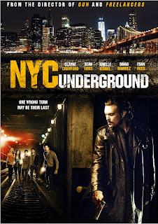 Ver online: N.Y.C. Underground (2013)