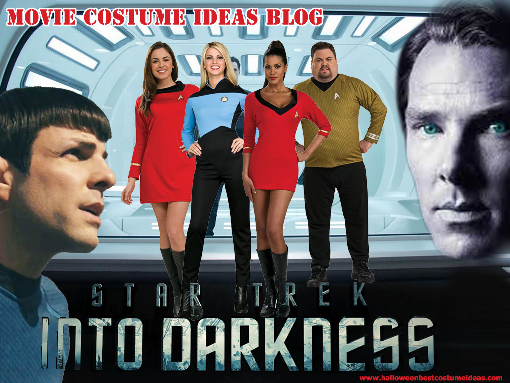 halloween's best costumes and ideas: star trek movie costume ideas