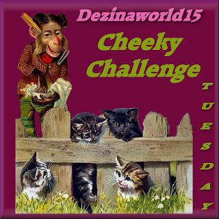 Dezinaworld Cheeky Challenge