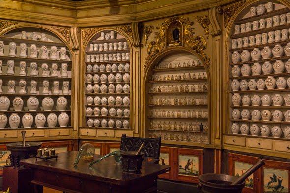 Museu Cusí de Farmàcia