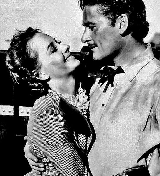 fliXposed: Dodge City - Star of the month... Olivia de ... Errol Flynn Olivia De Havilland