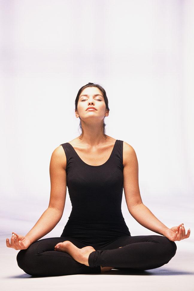 The Yoga Posture