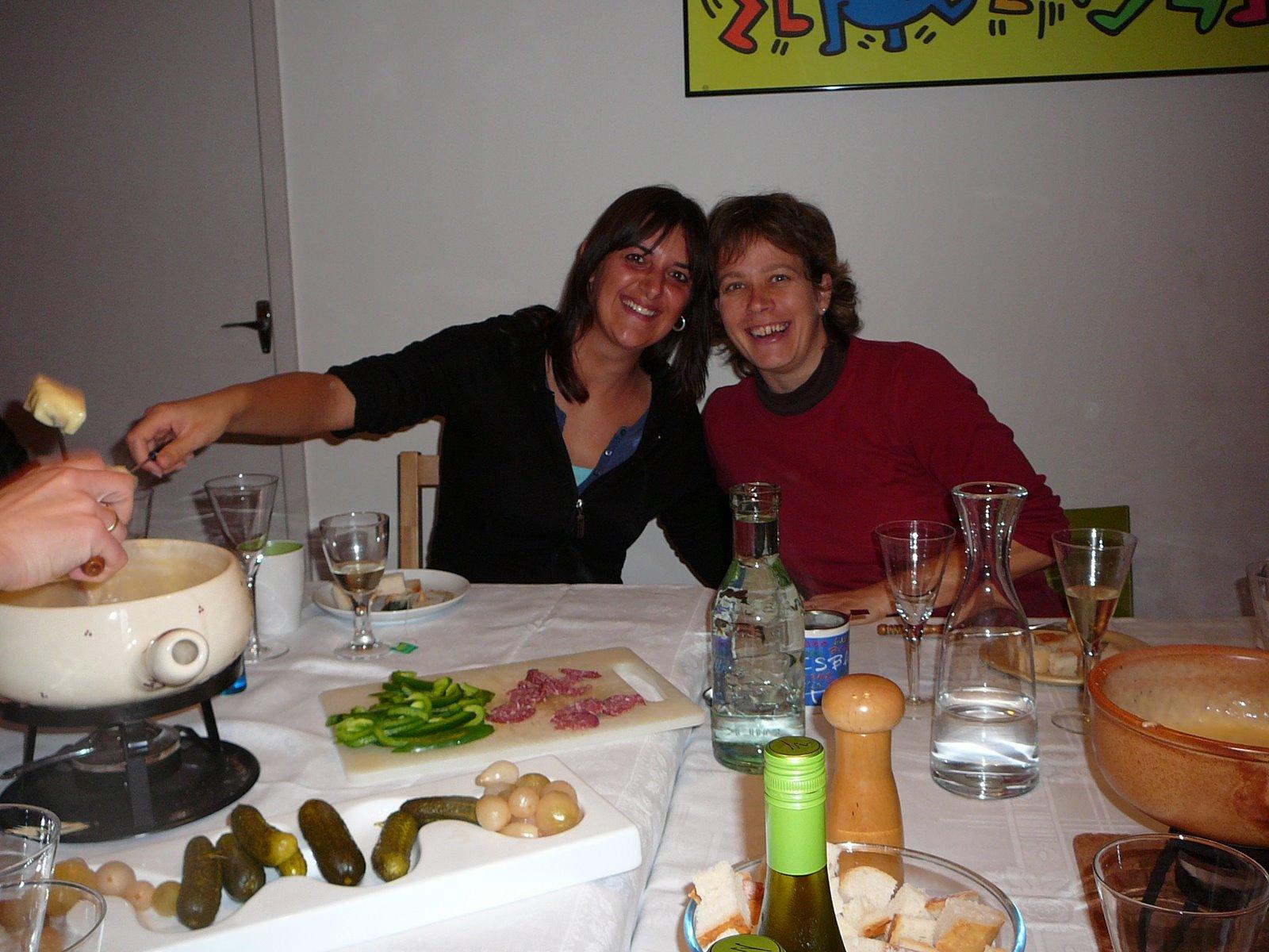 lecker chritstmas thai fondue