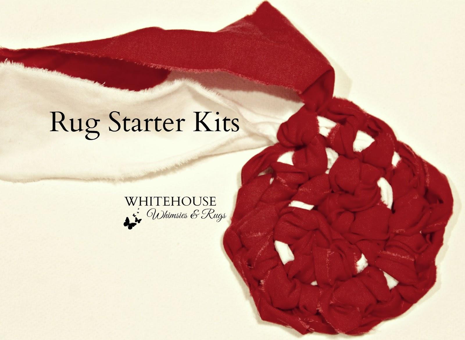 Rug Starter Kits On Etsy