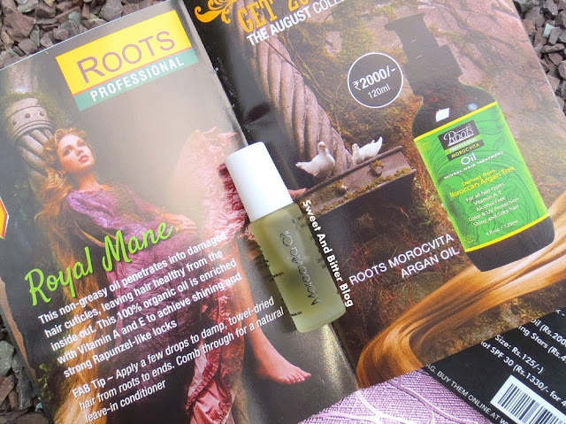 Roots Professional Morocvita Argan Oil FabBag
