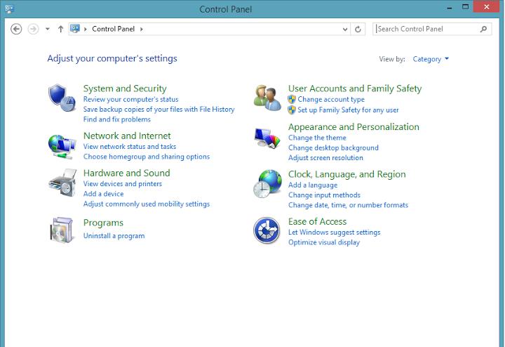 Cách xem tập tin Folder ẩn trong Windows 8.1