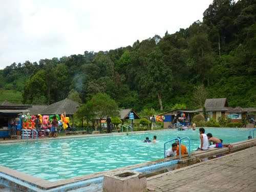 Cibolang Objek Wisata Pangalengan Bandung