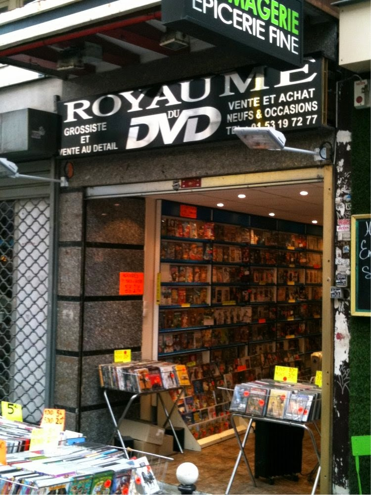 ou acheter des dvd et blu ray paris