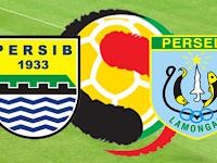 Persib vs Persela ISL 2012-2013