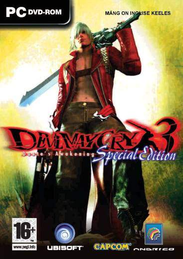 Devil May Cry 3 Special Edition Descargar PC Full Español ISO DVD5
