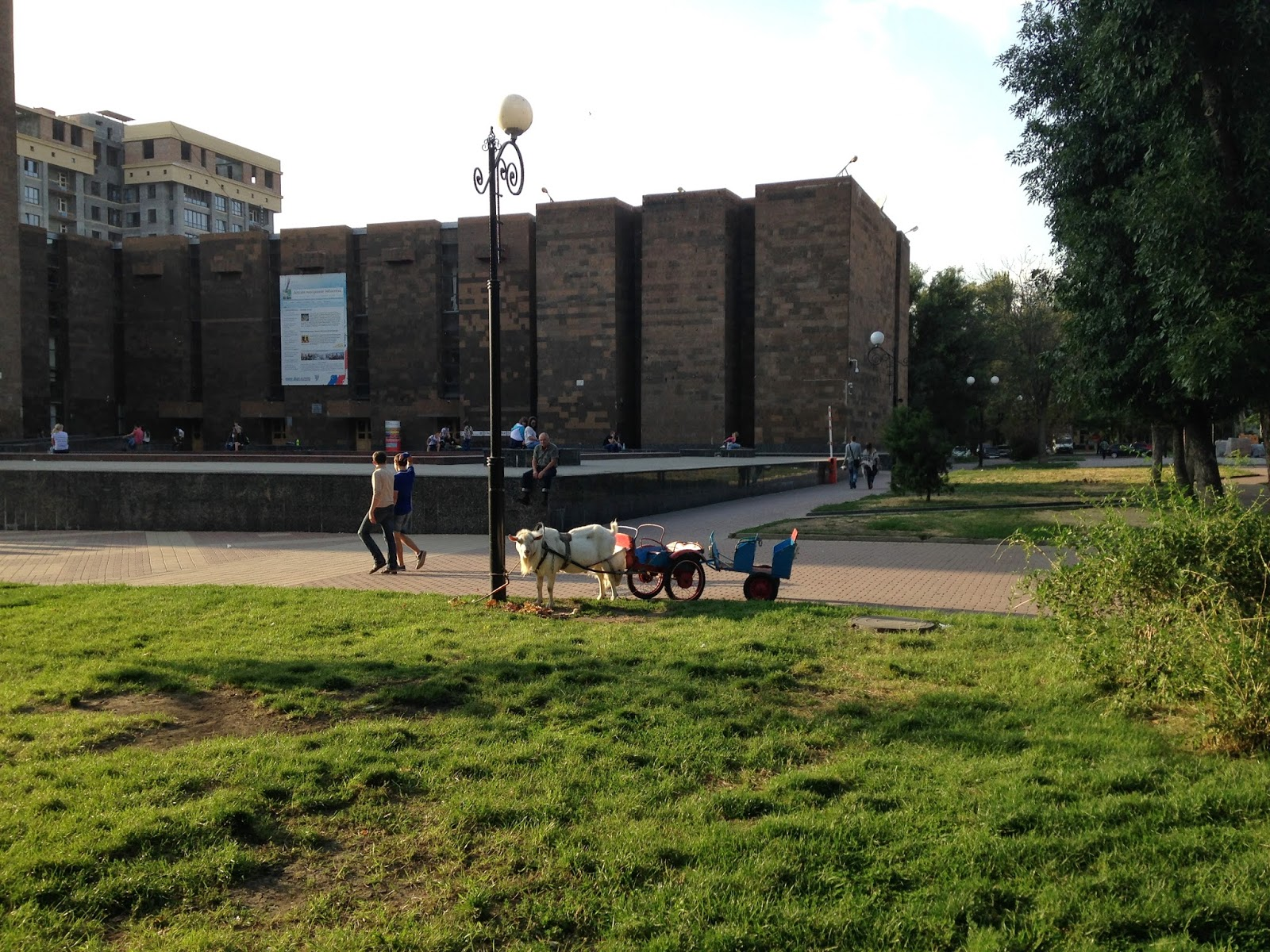 Козел-на-Пушкинской