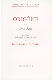 Origene éditions Beauchesne